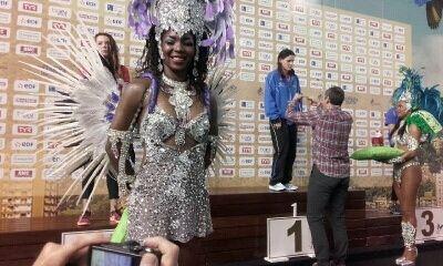 Stéphanie championne France